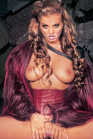 Rita Faltoyano is a Stargate Queen of Hook-up